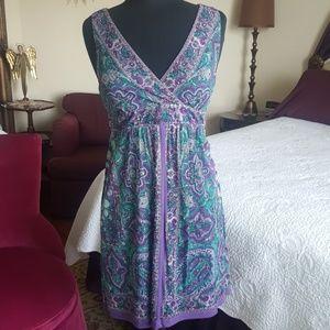 Inc. Princess line dress.